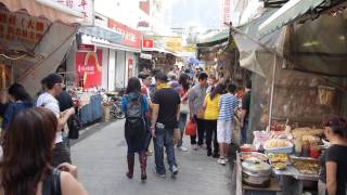 香港大屿山与大澳游