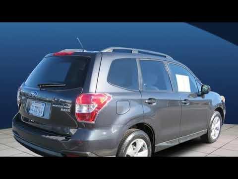 Used 2015 Subaru Forester Los Angeles San Fernando Valley, CA #H190634A