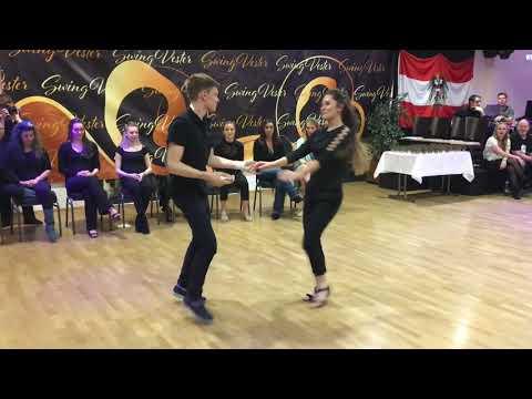 Philipp Wolff & Ekaterina Wolff - 1st place AllStar JnJ - Swingvester 2018