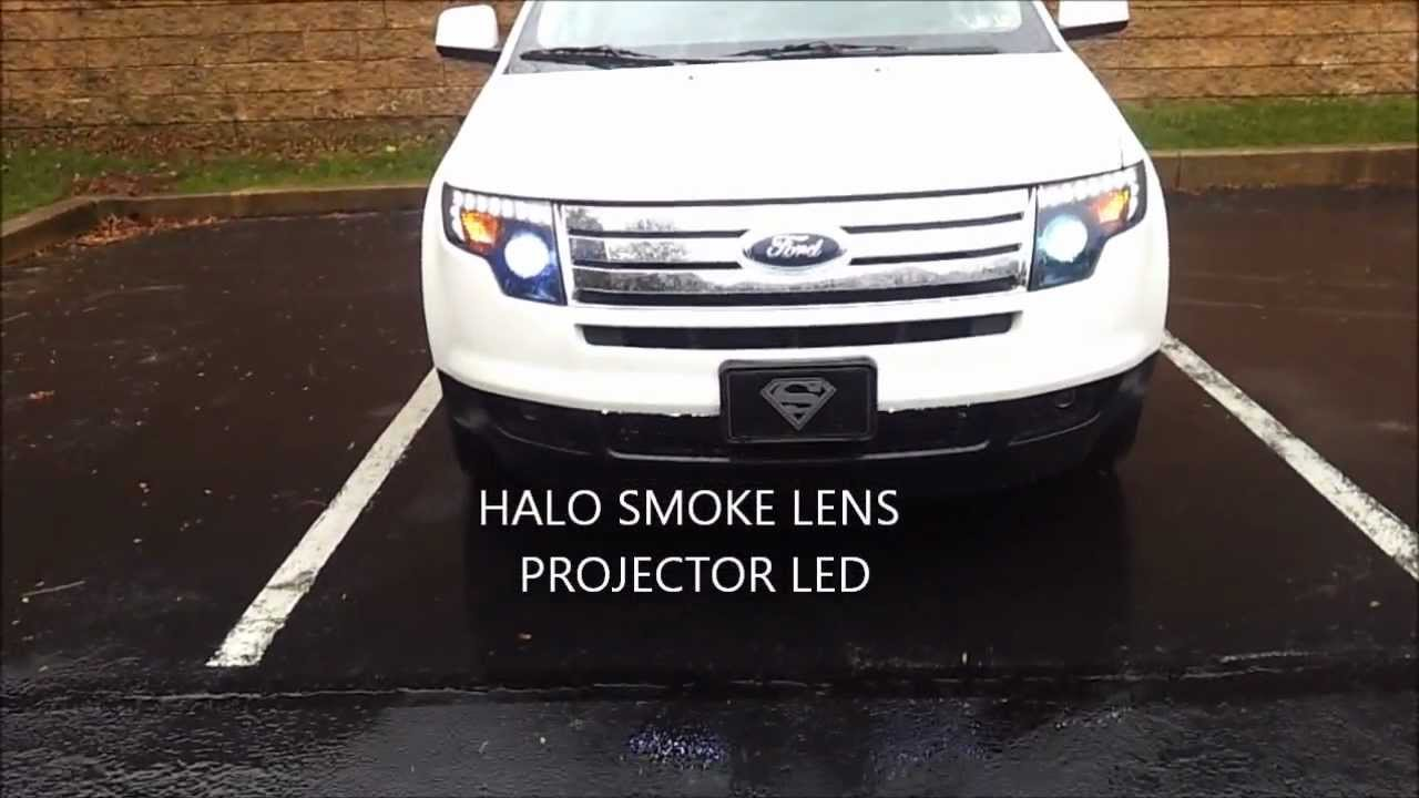 how to change headlight ford sudion 2010