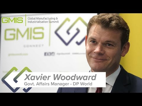 DP World's Xavier Woodward discusses GMIS Connect London roadshow & the ports industry