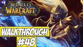 World Of Warcraft Walkthrough Ep.48 w/Angel - Dire Maul: Warpwood Quarter!