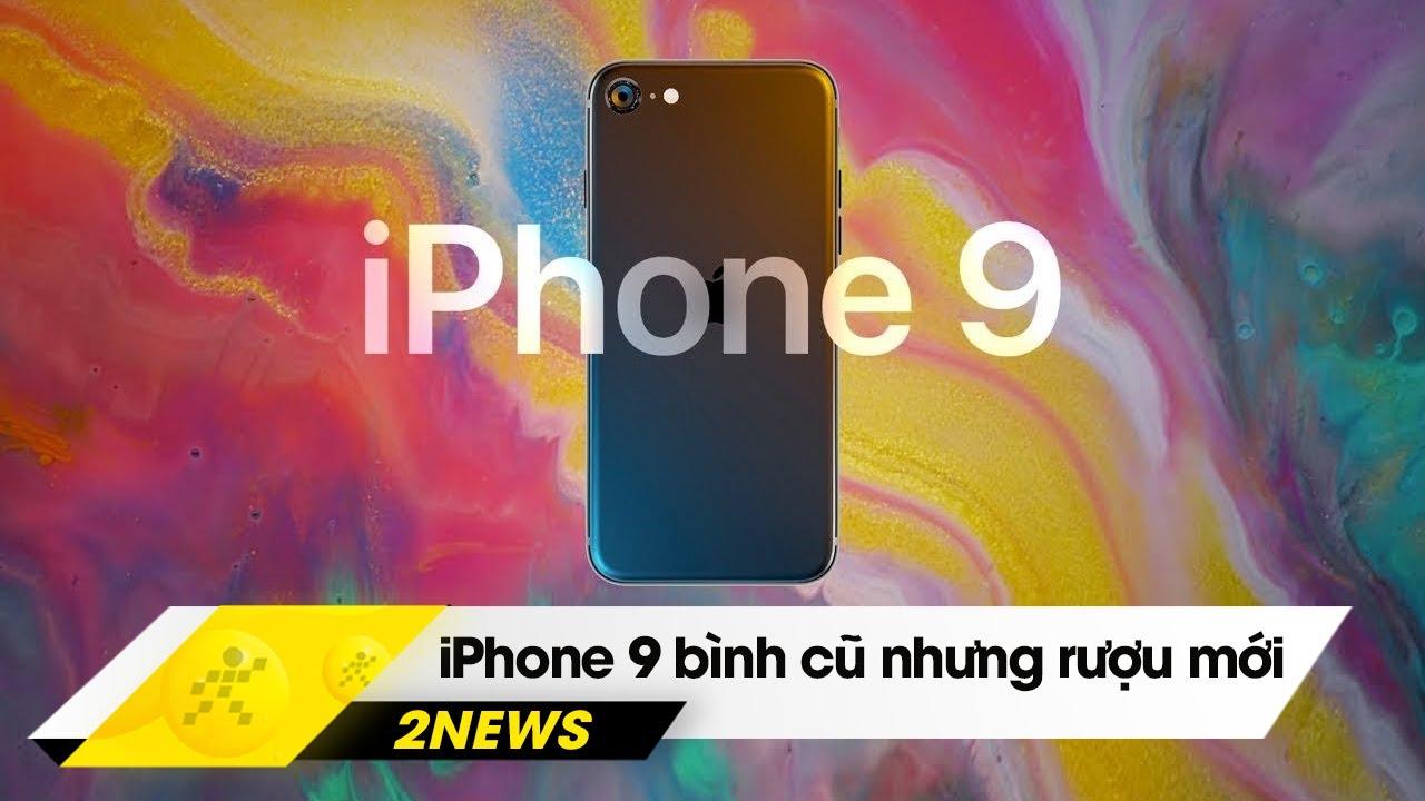 iPhone 9 lộ ảnh trên tay, chuộc lợi từ mùa dịch | Hinews