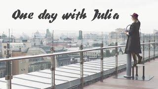 One day with Julia | Один день с Юлей
