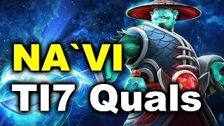 NAVI vs Anji Empire Gambit - TI7 CIS Quals DOTA 2