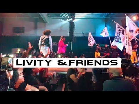 LIVITY & FRIENDS 2018