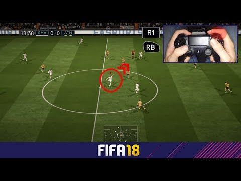 ONE OF THE BEST NEW SKILL MOVES IN FIFA 18 TUTORIAL - TACTICAL FAKE SHOT STOP