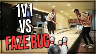 1v1 Bowling Match IN $30,000 HOTEL ROOM !! -Episode 4