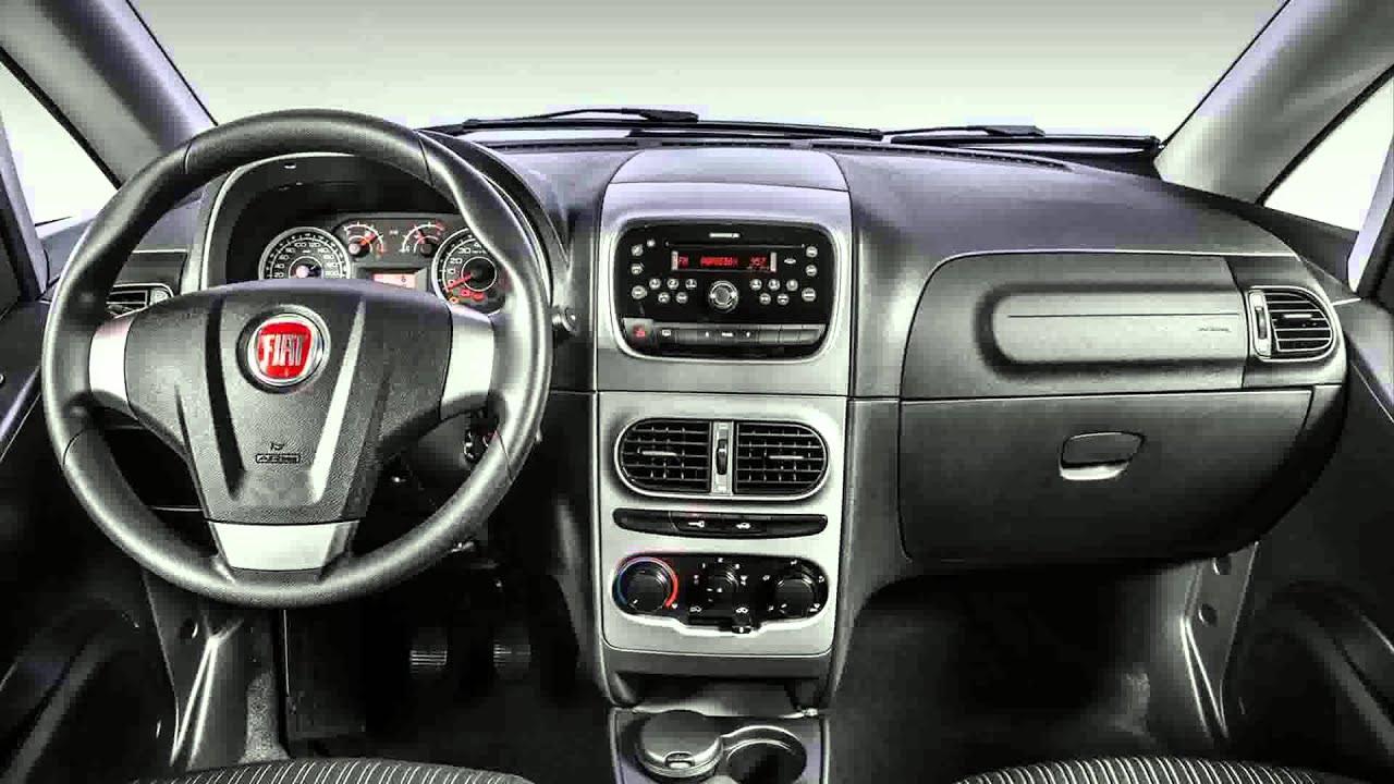 Fiat idea attractive 1 4 8v youtube for Fiat idea attractive 2012 precio