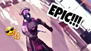 The epic Floss!!!!!!!