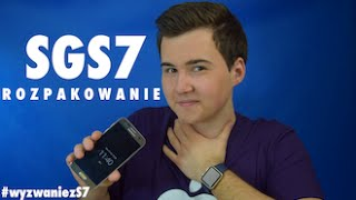 Samsung Galaxy S7 - Rozpakowanie | #wyzwaniezS7 (1)