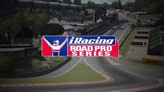 iRacing Road Pro Series | Round 7 at Spa-Francorchamps