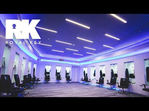 We Toured the DALLAS MAVERICKS' $606 MILLION American Airlines Center Facility | Royal Key