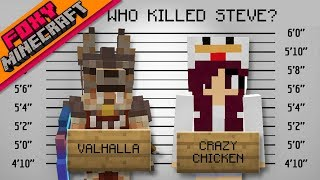 Who Killed Steve | PART 2 | Interviews 1&2 [2/8]