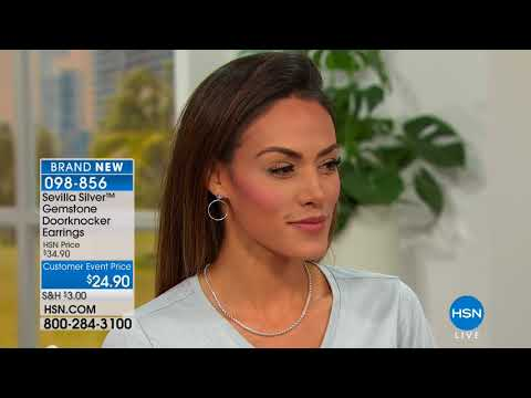 HSN | Sevilla Sterling Silver Jewelry 04.03.2018 - 03 PM