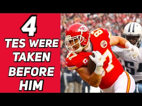 Who Were The 4 TEs Taken Before Travis Kelce? How Did Their Careers Turn Out?