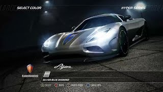 Need for Speed  Hot Pursuit - Koenigsegg Agera R