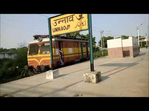 Unnao Junction railway station , India