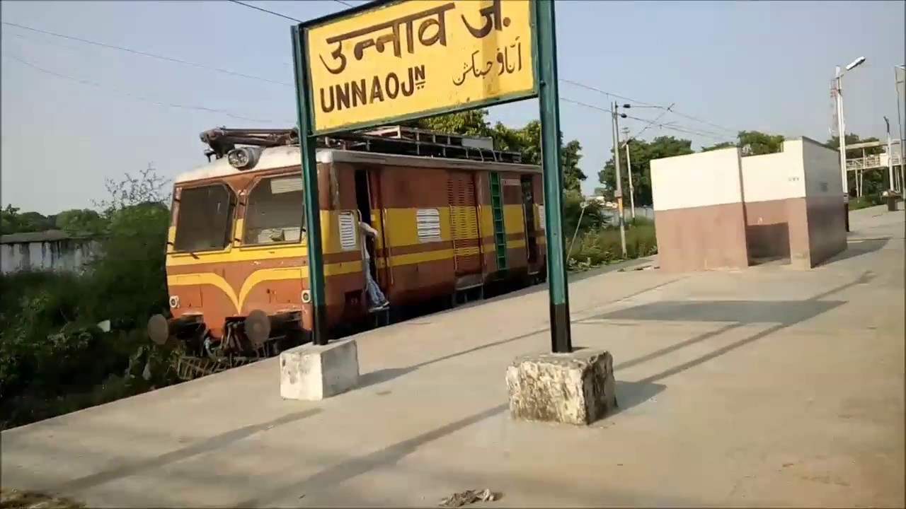 Image result for unnao railway station