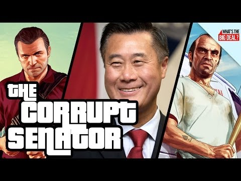 Leland Yee: Hates Violent Video Games, Fine Selling Guns to Militant MILF Group