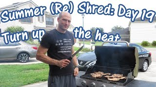 Turn up the heat | Extended Arm Day | Summer (Re) Shred Ep.19