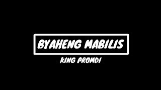 BIYAHENG MABILIS / SAAN TAYO LYRICS - KING PROMDI X DOGIE (UNRELEASED)