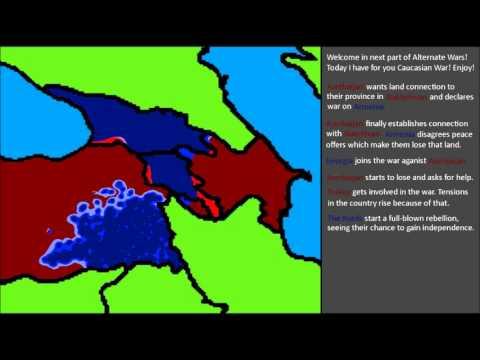 Alternate Wars - Part 12 - Caucasian War
