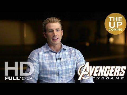 Chris Evans: 'Captain America returns to be a hopeful leader in Avengers: Endgame'