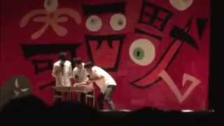 大宮西高校文化祭OP MCB.