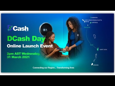 DCash Day Online Launch Event
