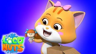 Бой за куклу   детские видео   веселые   Loco Nuts Russia   мультфильмы для детей