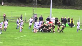 BT Try of the Month -  October 2015