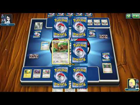 Pokemon TCG Online - Trainer Challenge City Championship - Rika