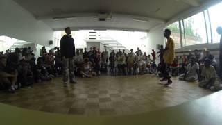 16eme Hip Hop Kaladja VS Eaggle winner
