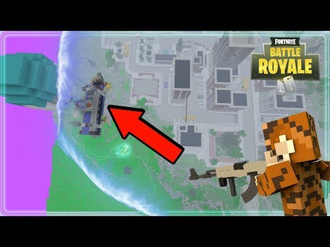 - fortnite map minecraft pe download