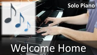 Welcome Home: A birthday present for my wife - original composition by Dirk Ettelt