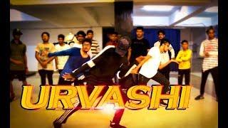 Urvashi | Shahid Kapoor | Kiara Advani | Yo Yo Honey Singh Dance Choreography @Ajeeshkrishna