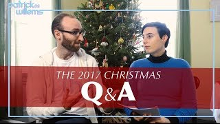 The 2017 Christmas Q&A (Feat. My Sister)