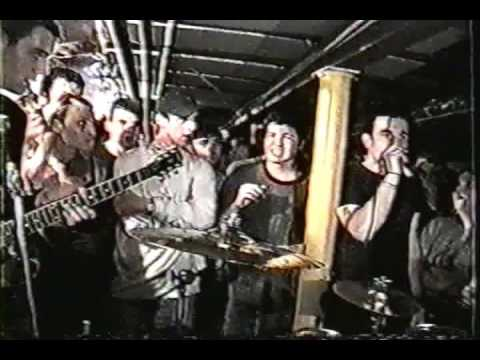 YOU & I : final DIY show live in New Brunswick, NJ basement 05.08.99
