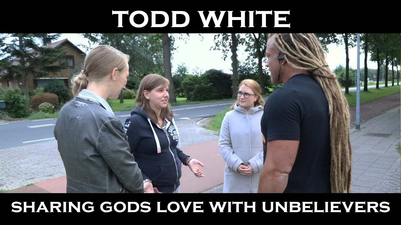 Todd White - Sharing God's Love with Unbelievers