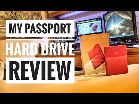 Western Digital My Passport Hard Drive Review