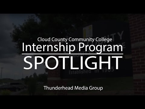 Cloud County Community College Internship Program | Thunderhead Media Group