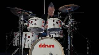 ddrum Hybrid Drum Series