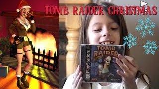 Flashback: Tomb Raider 3 for Christmas!!