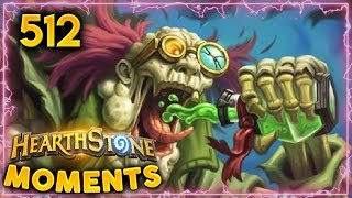 How RNG Hell Looks Like!! | Hearthstone Daily Moments Ep. 512