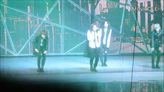 hd fancam 140622 swc 3 jakarta highlight video minho focused
