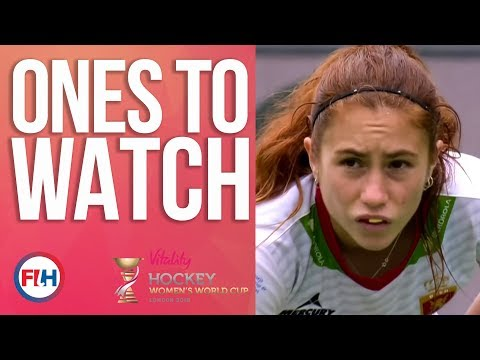Ones To Watch | Women's Hockey World Cup London 2018 | Part 1