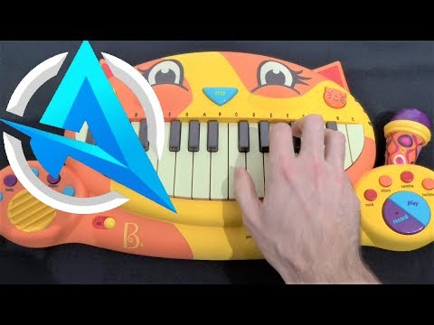 Ali-A Intro Theme Song (Balloon, Cat Piano, Chicken, Iphone Remix)