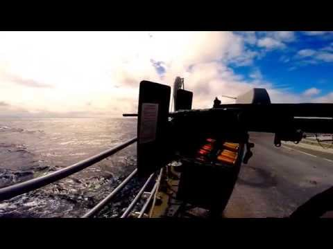 USS Normandy CG-60 Group Sail 2014