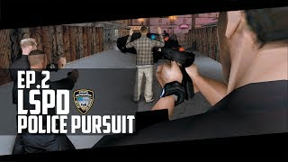 Police Chase | [Gambit Role Play]